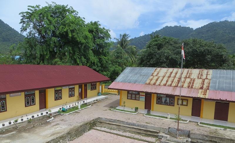 Bangunan Sekolah 70%